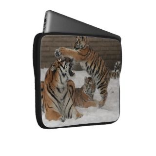TIGER & CUBS COMPUTER SLEEVES