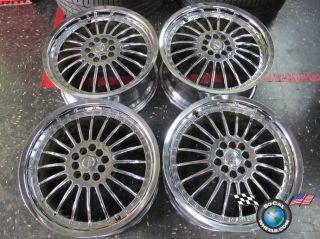 Cts Buick Impala Grand Am 18 Wheels Rims Chrome Maxima Altima Camry
