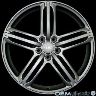 19 s Line Style Wheels Fits Audi VW A4 S4 A5 S5 A6 S6 A8 S8 Q5 CC