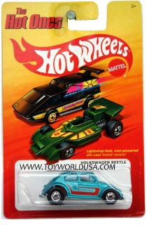 2011 Hot Wheels The Hot Ones Volkswagen Beetle