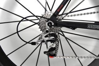 STRADALLI Catania Carbon Road Bike Lightweight Meilenstein New SRAM