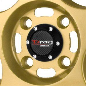 New 15X6.5 4 100 Dr 23 Gold Machined Lip Wheels/Rims