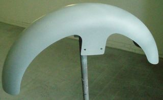 Made in Canada. The 23″ front fender is for tire size 130/60 23