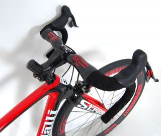 Large 2013 STRADALLI Napoli New SRAM Red Full Carbon Road Race