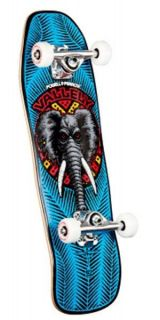Powell Peralta Mini Mike Vallely Elephant Complete Baby Blue