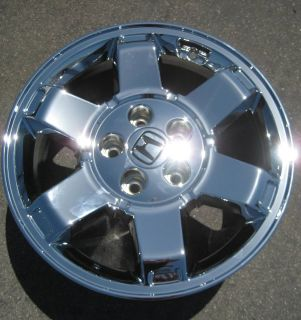 New 17 Honda Pilot Chrome Wheels Rims Odyssey