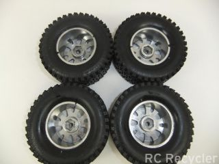 Komodo Metal Scale Rock Crawler 1 9 Wheels and Tires