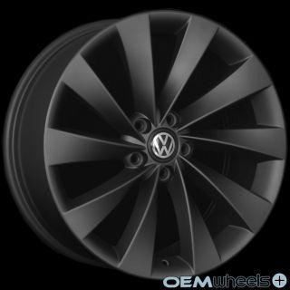 19 Gunmetal Turbine Wheels Fits VW Golf R R32 GTI Jetta MK5 MKV MK6
