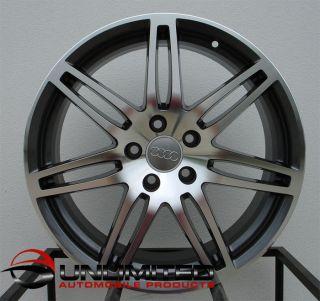 19 RS4 Wheels Rims Fit Audi A6 C5 C6 2 0 3 0 3 2 4 2
