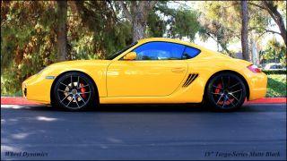 Porsche 19 Wheels Rims Boxster Cayman s 19 993 911AG 981 996 986 987