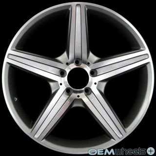 19 Gunmetal Sport Wheels Fits Mercedes Benz AMG W221 S550 S600 S63