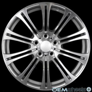 19 Silver M3 Style Wheels Fits BMW E39 E60 525 528 530 535 540 545