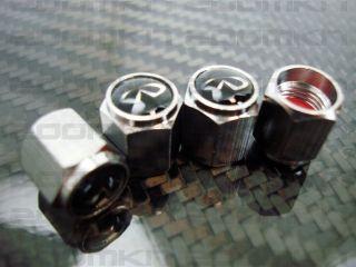 Infiniti Valve Caps Tires Rims Wheels G35 G37 G25 G Sedan M35 M37 M56