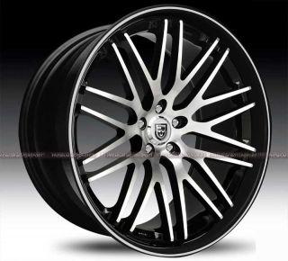 20 Ford Mustang GT Wheels Lexani Nissan 350Z 370Z Infiniti Lexus