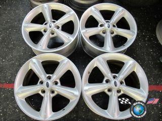 10 12 Ford Mustang Factory 18 Wheels Rims 3834 AR33 1007 CB
