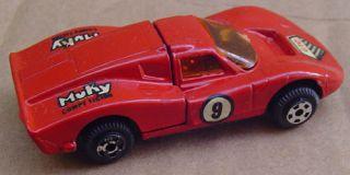 Muky Ford MK IV 2 Hot Wheels Redline Matrix Mold Argentina