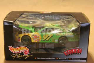 Hot Wheels Racing 1 24 NASCAR Diecast Model 21 Motorcraft