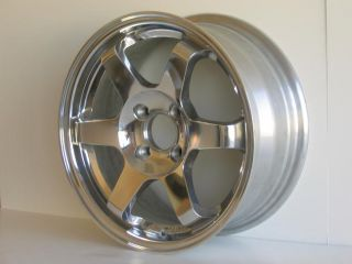 Nippon Racing Wheels F1 15 inch Rims Civic Integra CRX