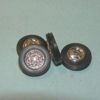 Custom 1 43 Scale MG Midget Racing Wheels Tires