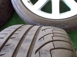 ARE GENUINE FACTORY BMW 740/745/750/760 OEM 19 SPORT PACKAGE WHEELS