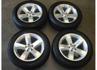 18 Dodge Challenger Wheels Rims Tires RT R T 09 10 11 12 Hemi Charger