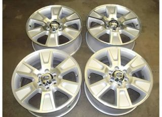 150 Expedition Lariat FX4 Wheels Rims Factory F150 09 12 10 11