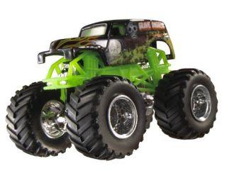 New Hot Wheels Monster Jam World Finals Action Set