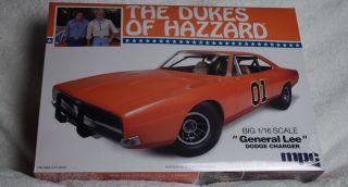 MPC Ki No.752 1/16h Scale Dukes of Hazard General Lee 1969 Dodge