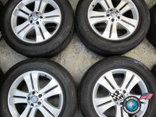 Factory 19 Wheels Tires OE Rims 65425 275 55 19 A1644012102