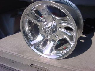 Ventura 15x7 Wheels Chevy S10 Ford F150 Wrangler Ranger Wheels
