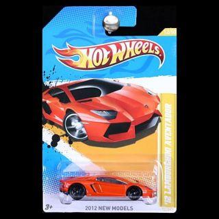 Hot Wheels ★ 1 64 ★ 2012 New Models ★ Lamborghini Aventador