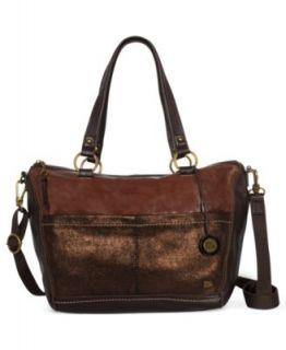 Franco Sarto Handbag, Romy Leather Satchel   Handbags & Accessories
