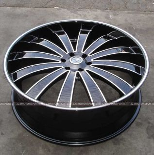 28 inch SUV Q56 Wheels Tire Rims Versante VE225 Infiniti Rims Wheels
