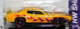 Hot Wheels Showroom 71 Plymouth Road Runner