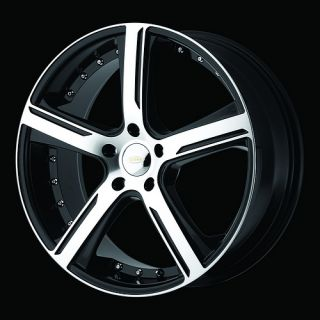 20 inch Wheels Rims Black New Chevy Camaro G8 Cadillac cts Honda Pilot