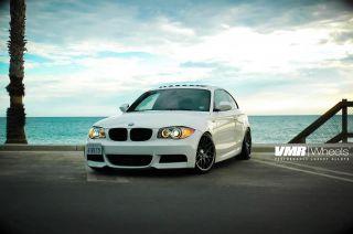 VMR 18 VB3 CSL Style Wheel Super Silver BMW 1 Series E82 E88 128i