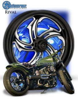 Machine Rival Motorcycle Wheels Harley Streetglide Roadglide