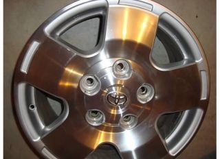 18 inch Toyota Tundra TRD Alloy Wheels Rims Caps 2007 2008 2009 10