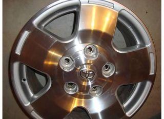 18 inch Toyota Tundra TRD Alloy Wheels Rims Caps 2007 2008 2009 10