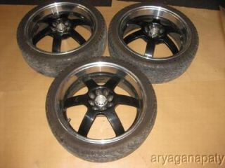 BSA Motorsport Wheels Rims 17 4x100 Civic Integra