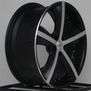 18 inch Wheels Rims Black Chevy S10 Blazer 4x4 Camaro