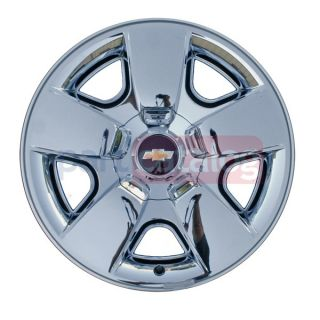 Replica Alloy Wheel 20 x 8 5 5 Spoke Cladded Chrome Fits Chevrolet