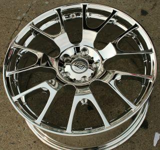 Legend T1 19 Vacuum Chrome Rims Wheels Acura TL 96 08 5x114 3