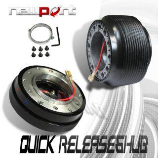Steering Wheel Hub Adaptor Quick Release Civic Integra