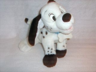 Walt Disney World 101 Dalmatian Little Dipper Plush