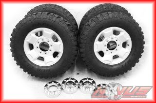 Ford F250 F350 Excursion Aluminum Alloy Wheels BFG Tires 18 16