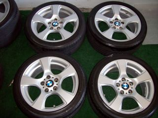 17 BMW Wheels Tires 323i 325i 328i 330i E36 E46 E90 E91 E92 Factory 3