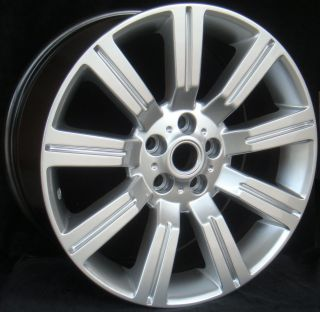 20 Land Rover Range Rover Wheels Set of 4 Sport Turbo Charge