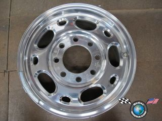 One 99 09 Chevy GMC HD 2500 Factory 16 Wheel Rim 5079 9594142