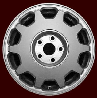 74140A Lexus LS400 95 96 97 16 Chrome Rims Wheels Factory Like New